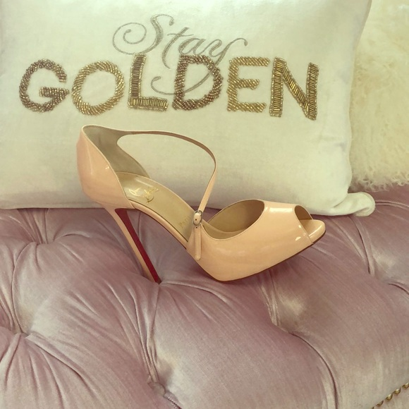 326c85a4aa0 Christian Louboutin Catchy Two Red Sole Pumps